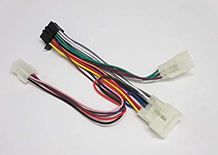 [DIAGRAM_5UK]  Amazon.com: Direct Wire Harness for Pioneer Headunits (Compatible with  Toyota and Subaru): Car Electronics | Pioneer Car Stereo Wiring Harness For Chevy |  | Amazon.com