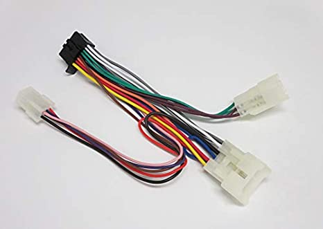 Amazon Com Direct Wire Harness For Pioneer Headunits Compatible With Toyota And Subaru Car Electronics