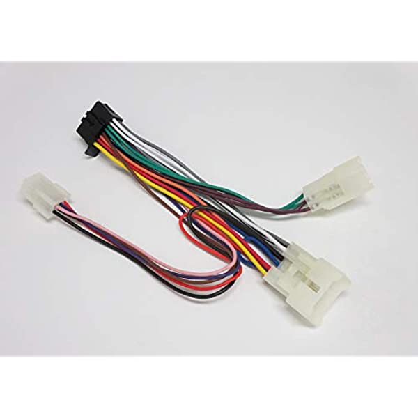 [FPER_4992]  Amazon.com: Direct Wire Harness for Pioneer Headunits (Compatible with  Toyota and Subaru): Car Electronics | In Dash Wiring Schematics For Toyota Trucks |  | Amazon.com