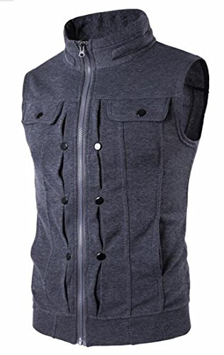 Hunting Dark today Casual Sports Grey Travels UK Vest With Mens Work Pockets Utility w4AgU