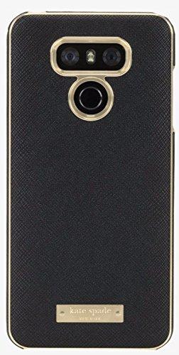 new concept dc080 ea4d7 Kate Spade New York Saffiano Wrap Case LG G6 KSLG-004-BLK