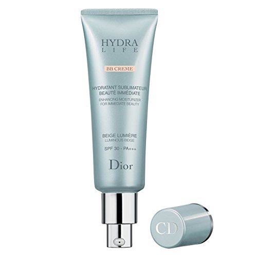 Dior Hydra Life BB Cream SPF 30 PA +++ 001 - Pack of 2