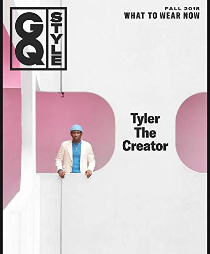 Magazines : GQ Style