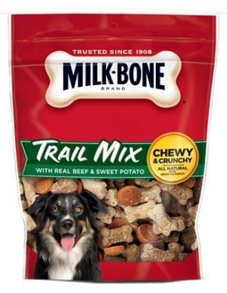 Milk Bone Trail Mix, 9 oz (Pack of 2)