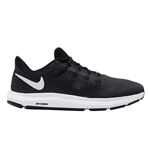 Running dark metallic black Grey Scarpe Silver Quest Nike Multicolore Uomo 001 xCSF8pqw