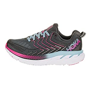 HOKA ONE ONE Women's Clifton 4 Running Shoe - outer side