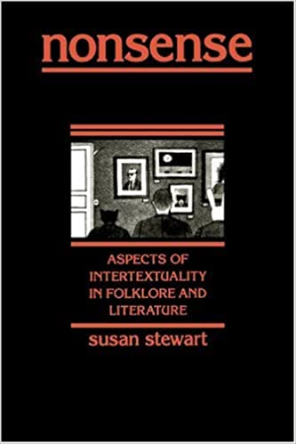 Book Nonsense: Aspects of Intertextuality in Folklore and Literature