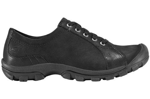 Cordones Negro Keen para Zapatos Mujer de wCCqnBxaS