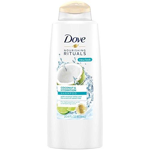 Dove Nourishing Rituals Shampoo, Coconut Hydration, 20.4 oz