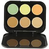 BH Cosmetics 6 Color Corrector and Concealer Medium