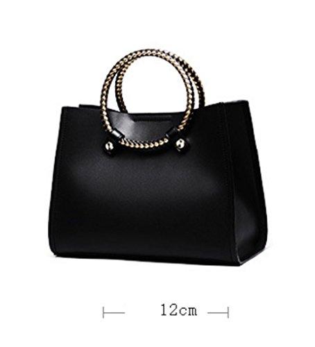 Main Décontracté Sacs Sac Bag à Black Cross Voyage Mode Body Bandoulière De Shopping à wCw56IqB