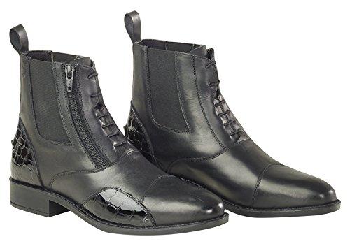 Just Altilia Togs Women's Boots Riding Black Short 7qFW7rwz1H