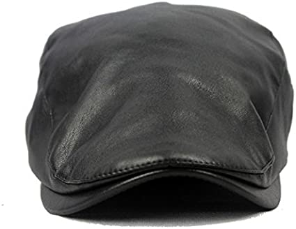 Gespout Sombreros Gorras Boinas para Cuero Hombres Cuero Impermeable Protecci/ón Solar Viaje Sombrero de Playa Verano Pescar Senderismo Encanto Fotos 1pcs 55cm Negro