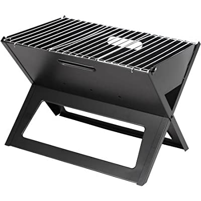 Black Notebook Charcoal Grill | Royal Products Availble Only : Garden & Outdoor