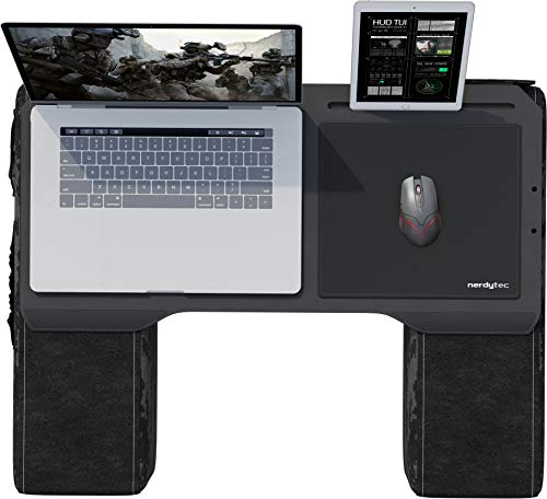 Couchmaster CYBOT - Ergonomic Lap Desk for Notebooks or Wireless Equipment, Including Pillows, Mousepad 7