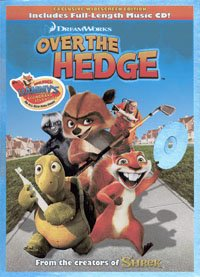 Amazon.com: Over The Hedge Widescreen DVD Full Length ... | 200 x 277 jpeg 20kB