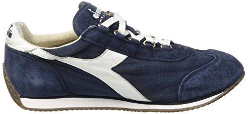 Diadora Heritage Equipe Pierre W.60062 Sneaker Vintage Homme Bleu