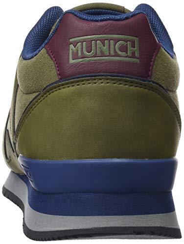 Mehrfarbig Multicolor Erwachsene 4150017 4150017 Fitnessschuhe Unisex Munich wSF4Hzqxx