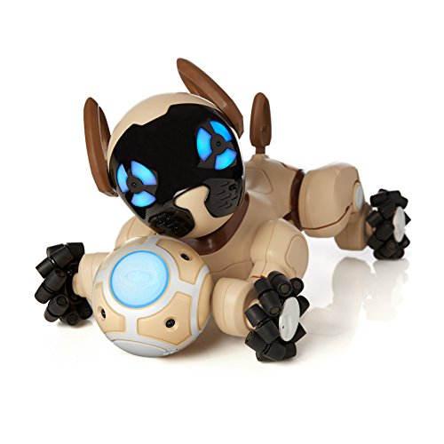 WowWee Chocolate CHiP Robot Toy Dog - Amazon Exclusive
