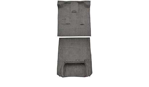 ACC Replacement Carpet Kit for 2000 to 2006 Chevrolet Tahoe 8075-Medium Grey Plush Cut Pile 4 Door Complete Kit