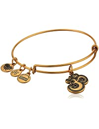 Alex and Ani Womens Om II Bangle