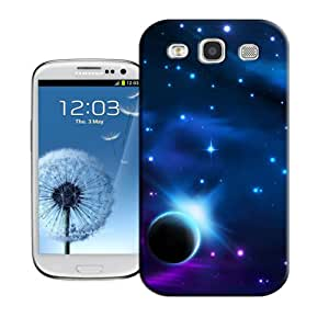 BIOIPHONECASE Starry Sky Moon TPU Phone Case For Samsung Galaxy S3