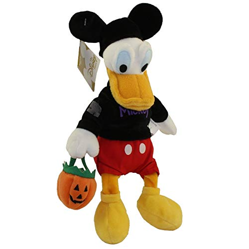 Disney Halloween Donald Duck Dressed as Mickey Mouse 9