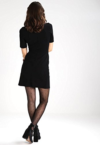 TOPSHOP PONTE Jerseykleid Black Damen Gr 34 ADJCBxiVT - bureau ...