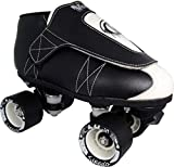 VNLA Vanilla Jr. Tuxedo Quad Speed Roller Jam Skates (Kids 4)