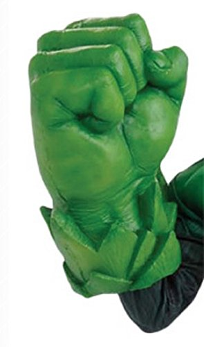 Rubie's Costume Green Lantern Deluxe Foam Fist (Hulk Hands And Mask)