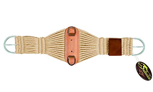 (Southwestern Equine Traditional Mohair Roper Cinch)