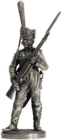 Grenadier of the Tauride Grenadier Regiment Tin Toy Soldiers Metal Sculpture Miniature Figure Collection 54mm scale 1//32 Nap-35