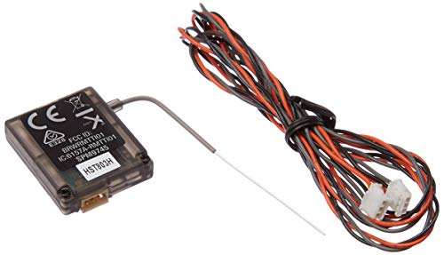 Spektrum DSMX Remote RC Receiver with 2-Way Positionable Antenna & 24