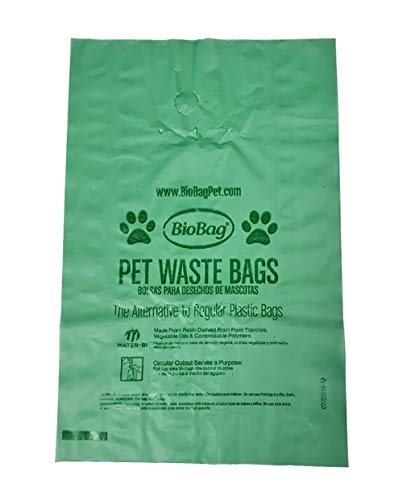 BioBag Pet and Dog Waste Bags- 200ct