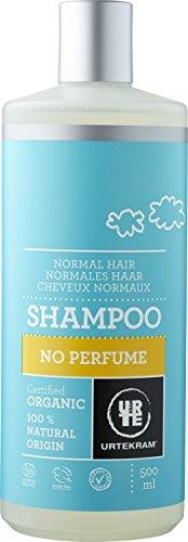 Urtekram No Perfume Shampoo Bio, normales Haar, 500 ml