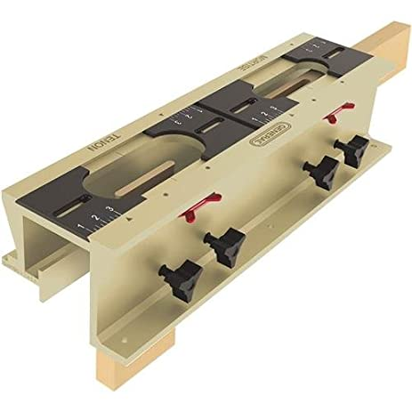 mortise and tenon tools. general tools 870 e z pro mortise and tenon jig 0