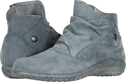 NAOT Women's Kahika Boot Feathery Blue Nubuck Size 39 EU (8.5-9 M US Women)
