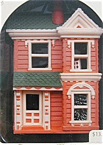 Victorian Dollhouse 1984 Hallmark Keepsake Ornament First...
