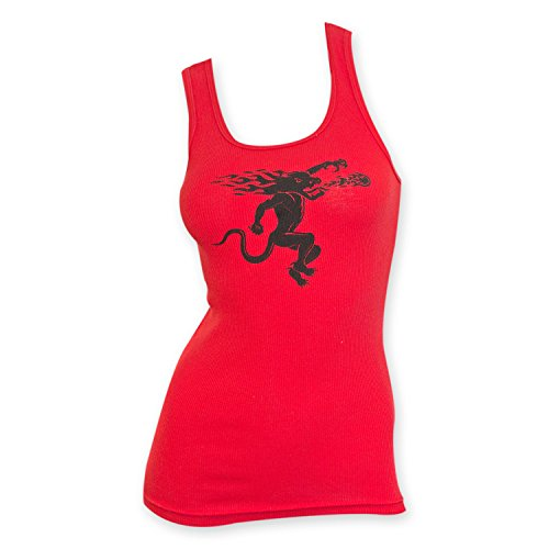 - Fireball Cinnamon Whiskey Women's Tank Top Large Red