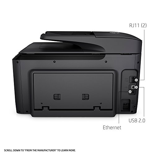 HP OfficeJet Pro 8710 All-in-One Wireless Printer with Mobile Printing, Instant Ink ready (M9L66A) by HP (Image #7)
