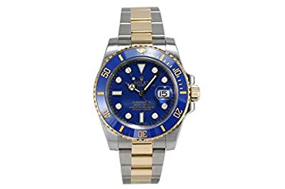 Rolex Submariner Swiss-Automatic Male Watch 116613 (Certified Pre-Owned) from Rolex