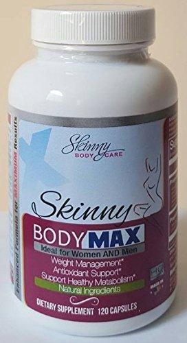 Skinny Body Max Suppressant Supplement