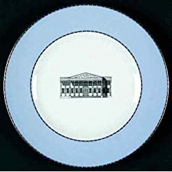 Wedgwood Grand Tour Plate British Museum 1993 - Mint Condition
