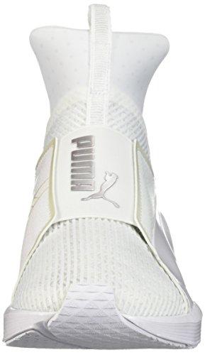 Puma Women's Fierce En Pointe WN Sneaker Puma White-puma White fpxVe0a8