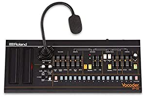 roland vp 03 boutique series portable vocoder with voice step sequencer and built in. Black Bedroom Furniture Sets. Home Design Ideas
