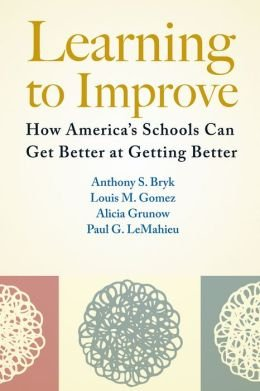 How America's Schools Can Get Better at Getting Better Learning to Improve (Paperback) - Common