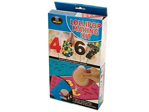 Kole Imports Lollipop Making Kit ()