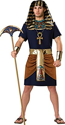 InCharacter Men's Egyptian Pharaoh Costume