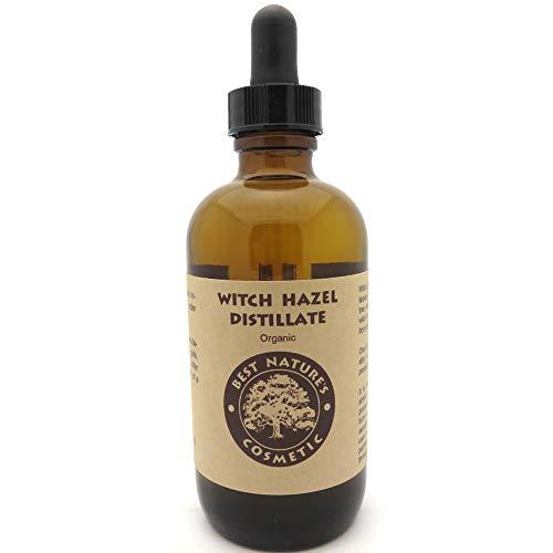 Witch Hazel Distillate Organic (4 fl oz)