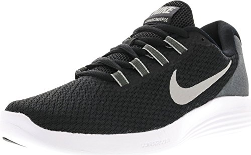 NIKE Men's Lunarconverge Running Shoe Black / Matte Silver-anthracite quality free shipping for sale with paypal for sale outlet cheap authentic RmlqVGCAFX
